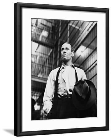 The Wrong Man, 1956--Framed Photographic Print
