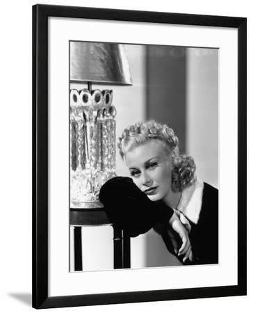 Vivacious Lady, 1938--Framed Photographic Print