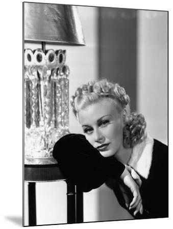Vivacious Lady, 1938--Mounted Photographic Print