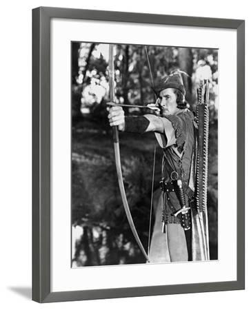 The Adventures of Robin Hood, 1938--Framed Photographic Print