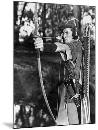 The Adventures of Robin Hood, 1938--Mounted Photographic Print