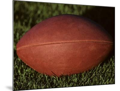 American Football-Paul Sutton-Mounted Photographic Print
