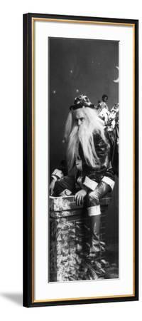 Christmas Eve, C1900--Framed Photographic Print