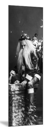 Christmas Eve, C1900--Mounted Photographic Print