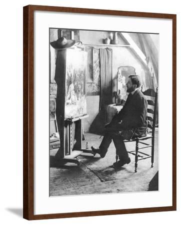 Piet Mondrian (1872-1944)--Framed Photographic Print