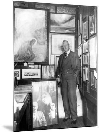 Arthur Conan Doyle--Mounted Photographic Print