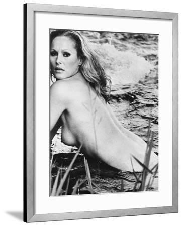Ursula Andress (B. 1936)--Framed Photographic Print