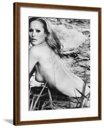 Ursula Andress (B. 1936)--Framed Photographic Print