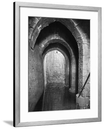 Pool Of Bethesda--Framed Photographic Print