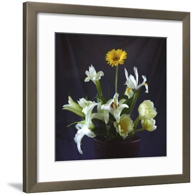 Flower Bouquet-Anna Miller-Framed Photographic Print