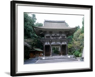 Miidera Temple--Framed Photographic Print