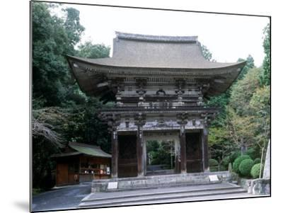 Miidera Temple--Mounted Photographic Print