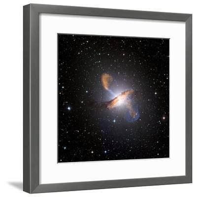 SAO: Centaurus A--Framed Photographic Print