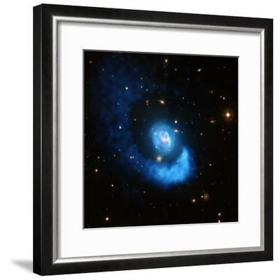 SAO: Abell 2052--Framed Photographic Print