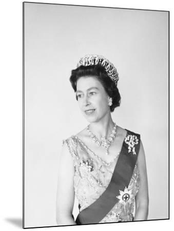 Elizabeth II, Born 21 April 1926-Cecil Beaton-Mounted Photographic Print