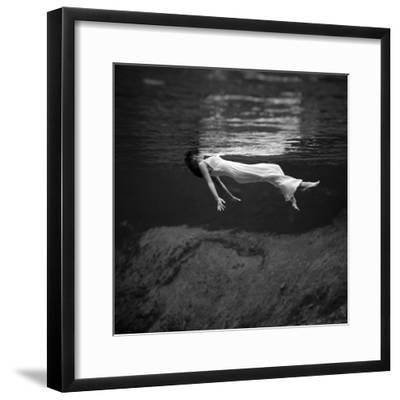 Weeki Wachee Spring, Florida, c.1947-Toni Frissell-Framed Photographic Print