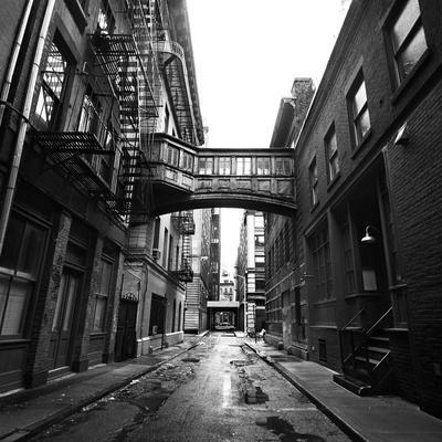 Staple Street-Evan Morris Cohen-Photographic Print