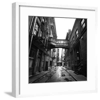 Staple Street-Evan Morris Cohen-Framed Photographic Print