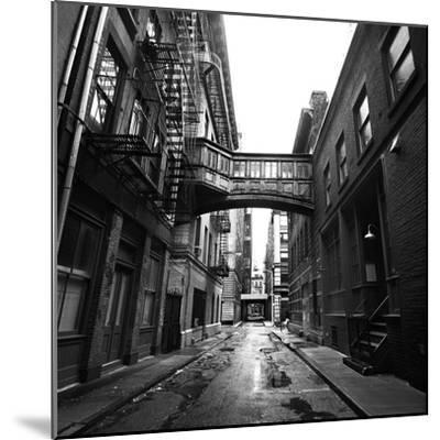 Staple Street-Evan Morris Cohen-Mounted Photographic Print
