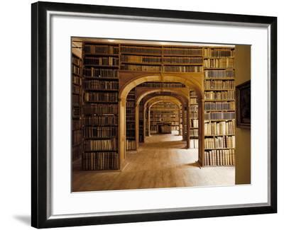 Görlitz, Library, Interior--Framed Photographic Print