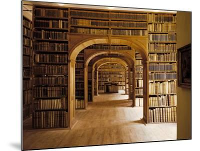 Görlitz, Library, Interior--Mounted Photographic Print