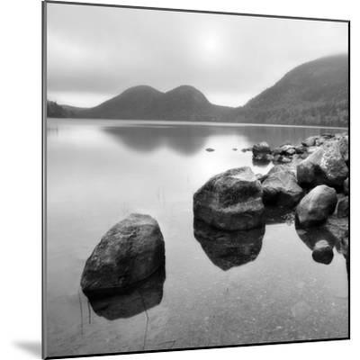 Silent Lake--Mounted Photographic Print