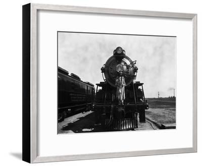 Princess Dawn Mist on the President Washington--Framed Photographic Print