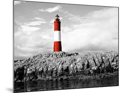Lighthouse Border-Anna Coppel-Mounted Photographic Print