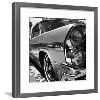 '63 Bonneville-Daniel Stein-Framed Photographic Print