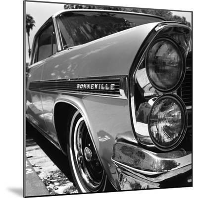 '63 Bonneville-Daniel Stein-Mounted Photographic Print
