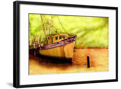 Boat VI-Ynon Mabat-Framed Photographic Print