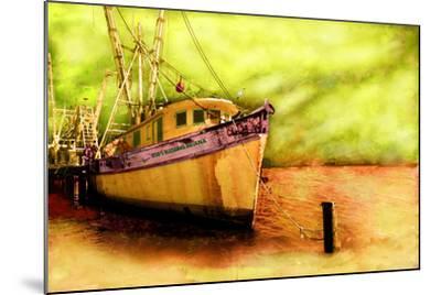 Boat VI-Ynon Mabat-Mounted Photographic Print