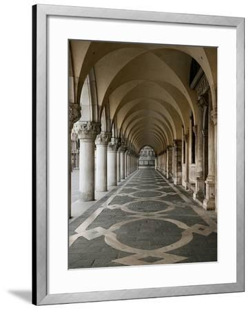 Ducale Palace-Shelley Lake-Framed Photographic Print