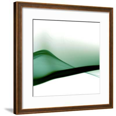 Smoke--Framed Photographic Print