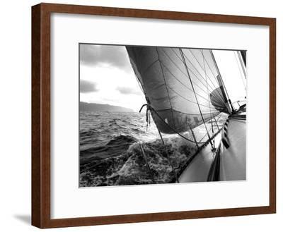 Waves-PhotoINC-Framed Photographic Print