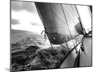 Waves-PhotoINC-Mounted Photographic Print