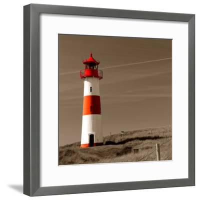 Lighthouse--Framed Photographic Print