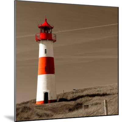 Lighthouse--Mounted Photographic Print