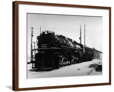 The C&O # 1604--Framed Photographic Print