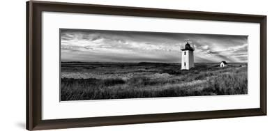 Long Point-Shelley Lake-Framed Photographic Print