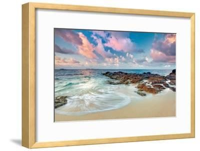 Peace-Dennis Frates-Framed Photographic Print