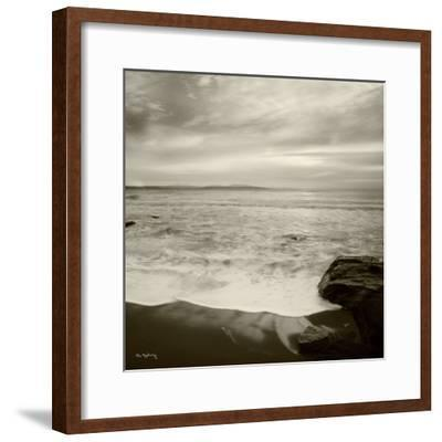 Tides and Waves Square II-Alan Majchrowicz-Framed Photographic Print