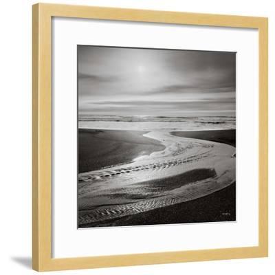 Sunset on the Coast I-Alan Majchrowicz-Framed Photographic Print