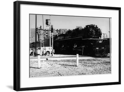The C&O #1604--Framed Photographic Print