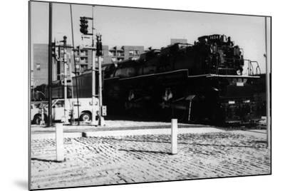 The C&O #1604--Mounted Photographic Print