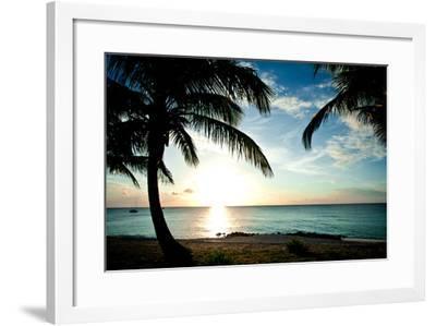 Sun Downer-Susan Bryant-Framed Photographic Print