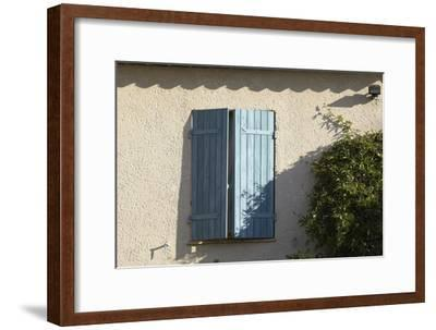 La Mas, Modern Traditional Style Provencal House. Window Detail-Richard Bryant-Framed Photographic Print