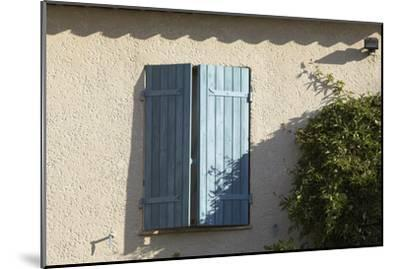 La Mas, Modern Traditional Style Provencal House. Window Detail-Richard Bryant-Mounted Photographic Print