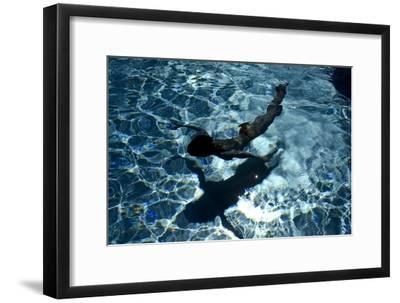 Blue Water 8433-Rica Belna-Framed Photographic Print