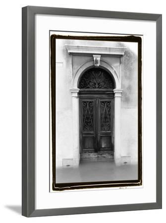 Venetian Doorways I-Laura Denardo-Framed Photographic Print